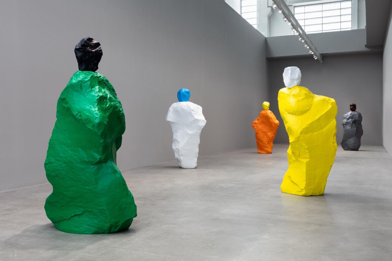 Ugo Rondinone, nuns + monks Esther Schipper, Berlin