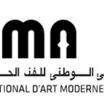 Driss Ouadahi at the Musée Public National d'Art Moderne et d'Art Contemporain (MAMAC), Alger, Algeria