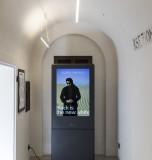 Nadia Kaabi-Linke at Gallerie Delle Prigoni, Treviso, Italy