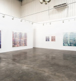 Driss Ouadahi. Inside Zenith. 2014. Installation shot. Courtesy Lawrie Shabibi.