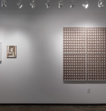 Installation view of Lawrie Shabibi's booth at the Dallas Art Fair