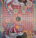 Asad Faulwell . Les Femmes D'Alger #62 . 2016