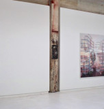 Installation view of Driss Ouadahi's solo 'Breach in the Silence' at Hosfelt Gallery, SF, CA, USA