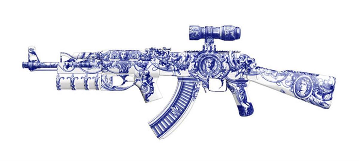 DELFT AK-47, 2013