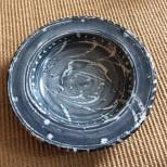 Navy Blue Dish