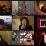 """An image containing a pigment print from Nan Goldin's """"Memory Lost"""""""