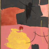 James Brooks Lurry, 1962 Acrylic on canvas, 48 x 42 inches (121.9 x 106.7 cm)