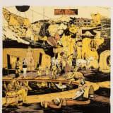 William Buchina, Scenery in Yellow #5, 2020