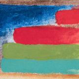 Friedel Dzubas, Untitled, 1973