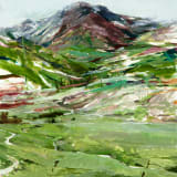 Alex Kanevsky, The Mountain with the Valley, 2018