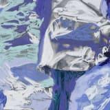 Artwork thumbnail: Donna Huanca, METAL y PIEDRA DE IJADA, 2020