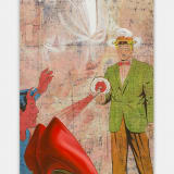 Artwork thumbnail: Jim Shaw, The Red Shoes, 2020