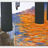 Artwork thumbnail: Dexter Dalwood, Under Blackfriars, 2008