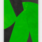 Artwork thumbnail: Sarah Crowner, Green Wings, Evening Light, 2019