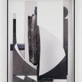 Artwork thumbnail: Erin Shirreff, Steel on paper (Smith, Waldman, Heald & Aronowitz), 2019