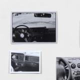 Artwork thumbnail: Hans-Peter Feldmann, Car radios while good music is playing