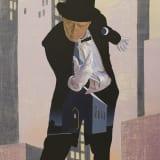 Artwork thumbnail: Jim Shaw, The Beckoning, 2020