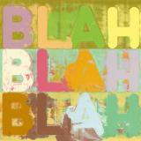 Artwork thumbnail: Mel Bochner, Blah Blah Blah, 2018