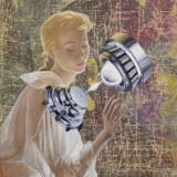 Artwork thumbnail: Jim Shaw, The Hope That Blinds, 2020