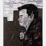 Artwork thumbnail: Werner Büttner, Selbst die Schopfung preisend [Self Praising The Creation], 1986