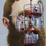 Artwork thumbnail: Jim Shaw, Religious Machine Man, 2020