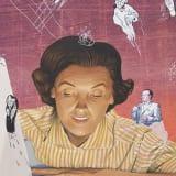 Artwork thumbnail: Jim Shaw, Pandora's Box, 2020