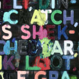 Artwork thumbnail: Mel Bochner, Money, 2015