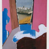 Artwork thumbnail: Dexter Dalwood, Brighton Bomb, 2006