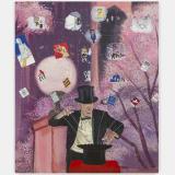 Artwork thumbnail: Jim Shaw, Magical Thinking, 2020