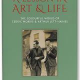 A Lesson in Art and LIfe by Hugh St Clair front cover