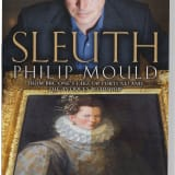 Sleuth front cover