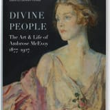 Divine People The Art and LIfe of Ambrose McEvoy front cover