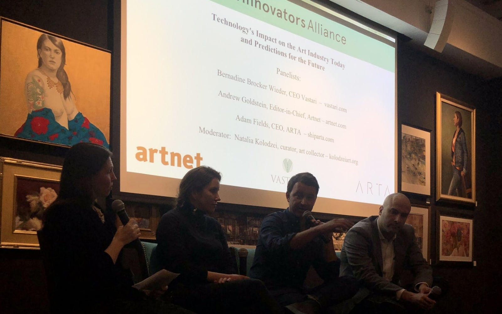 Technology's Impact on the Art Industry Today & Predictions for the Future