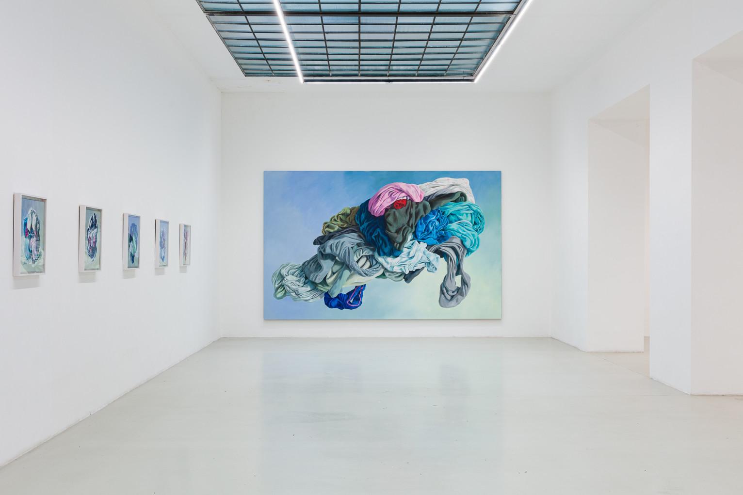Alina Kunitsyna | Helium Ecstasy 27 November 2019 - 18 January 2020 Photo: kunst-dokumentation.com
