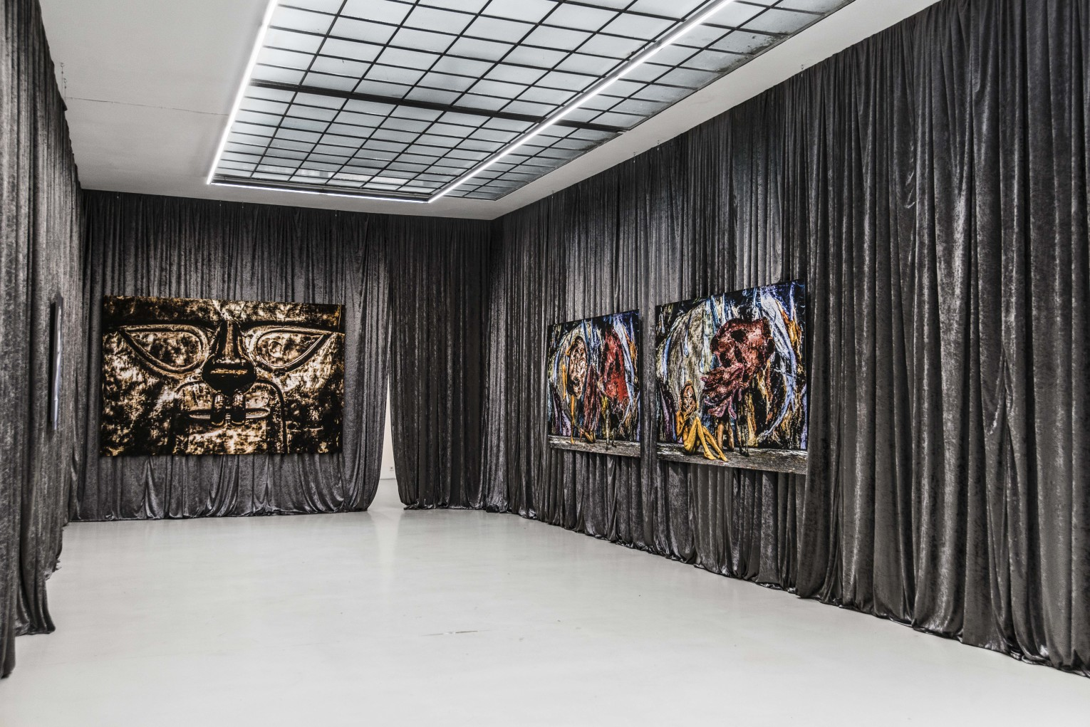 SOFIA BORGES | IT WAS A WHITE AND BLAZING BLIND FIRE 24 JANUARY - 29 FEBRUARY 2020