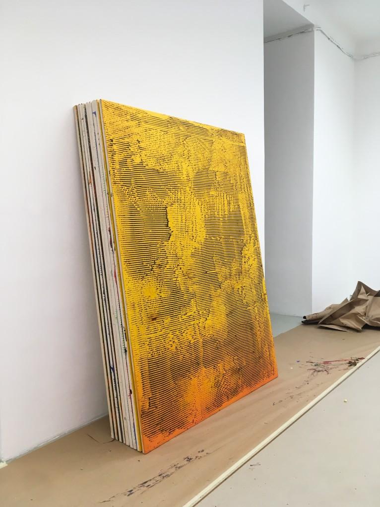 Tiago Tebet @ Galerie Lisa Kandlhofer | Project Room  12th of Sept - 10th of Nov 2018