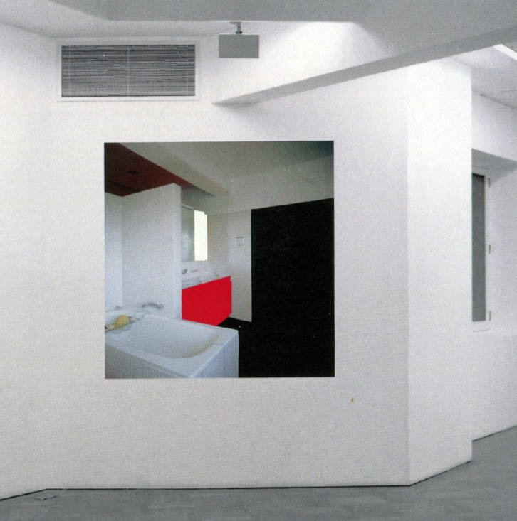 <p>Richard Hamilton, <em>Bathroom</em>, 1994-95</p>