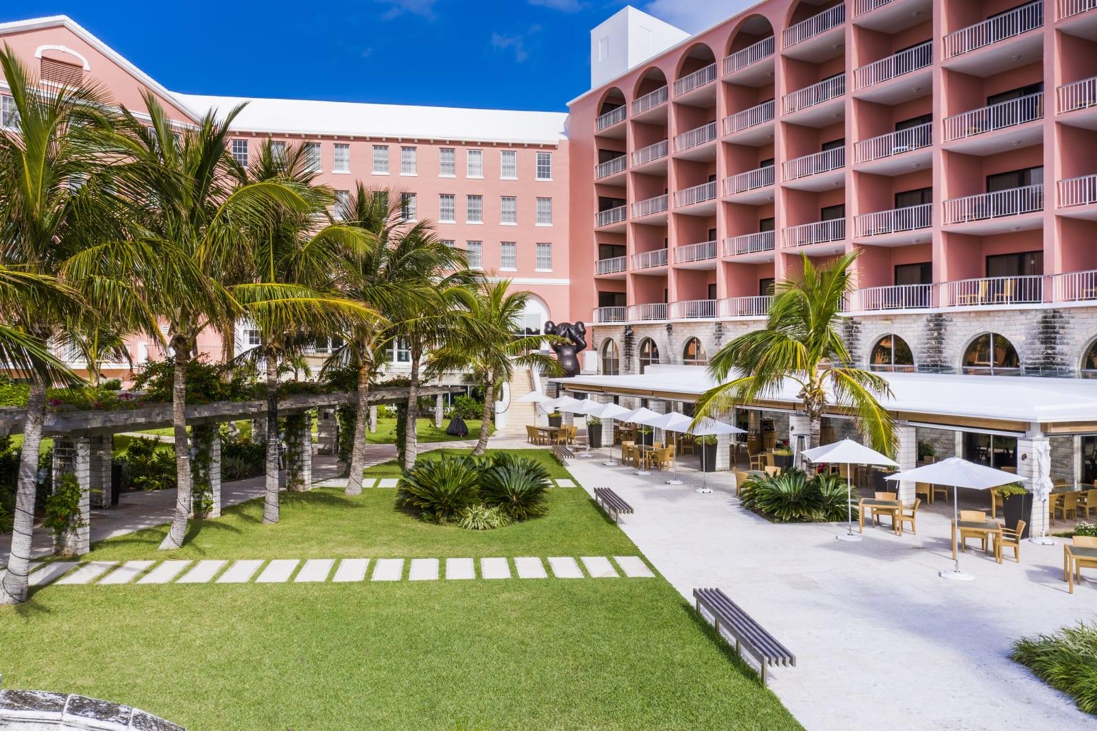 <p>Hamilton Princess & Beach Club, Bermuda</p>