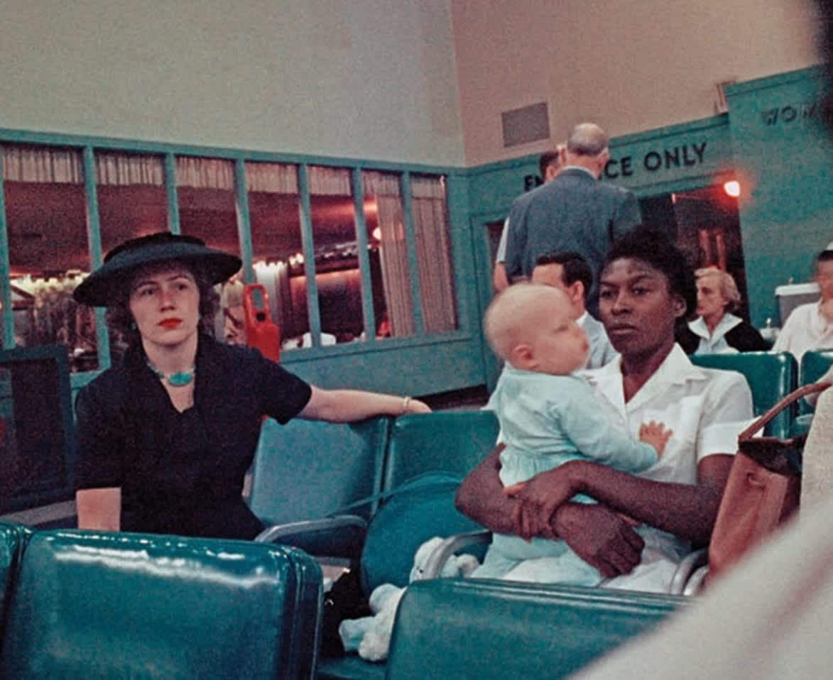 Gordon Parks Segregation Story
