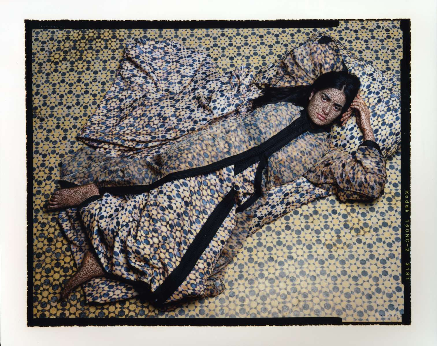 Lalla Essaydi Recent Works