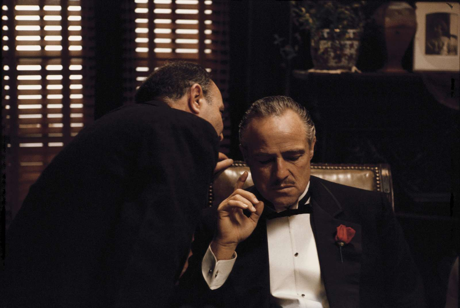 Steve Schapiro The Godfather