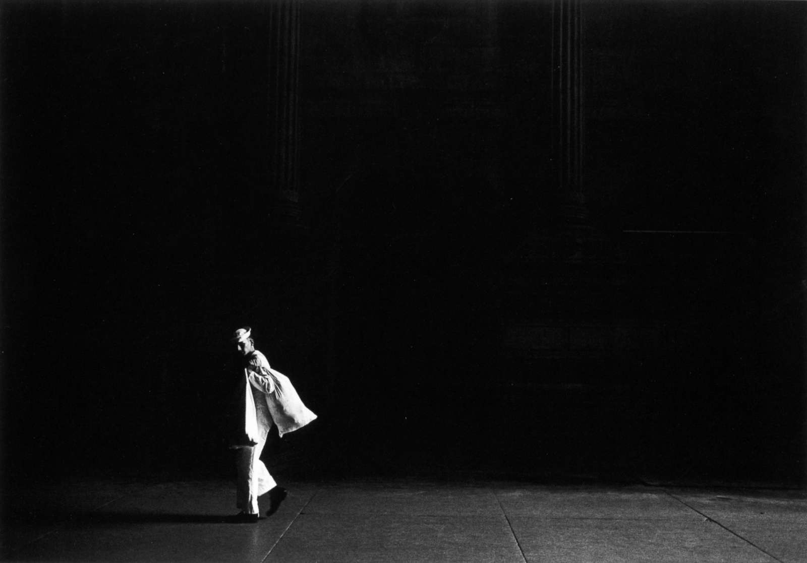 Ray Metzker In Stride