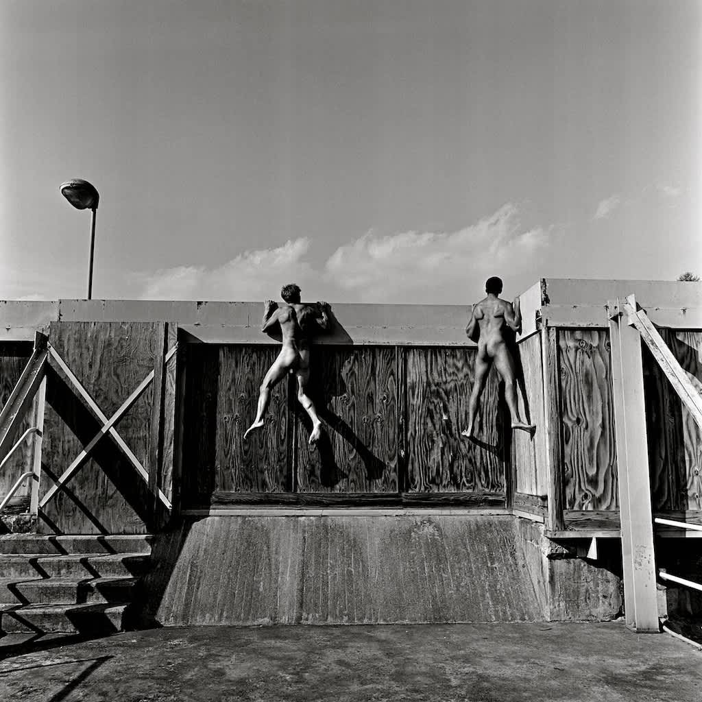 Chris Lowell : 31 Days and Vivian Maier : Summer Press Release