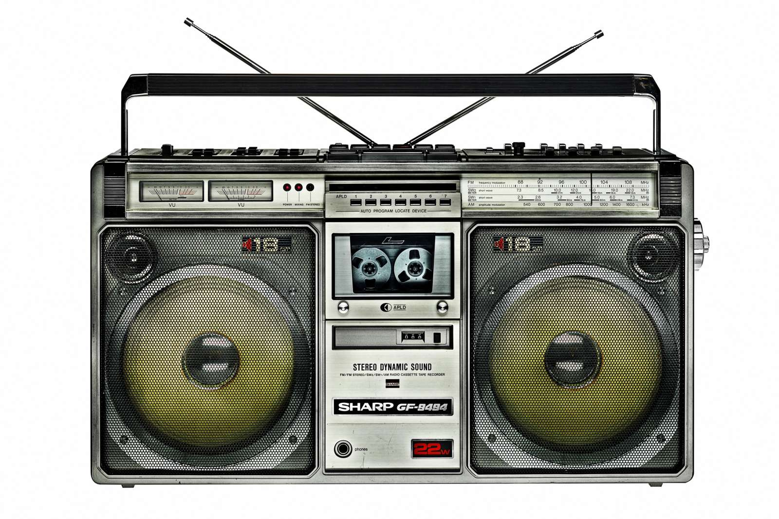 Creative Loafing reviews Lyle Owerko's 'Boombox Project'