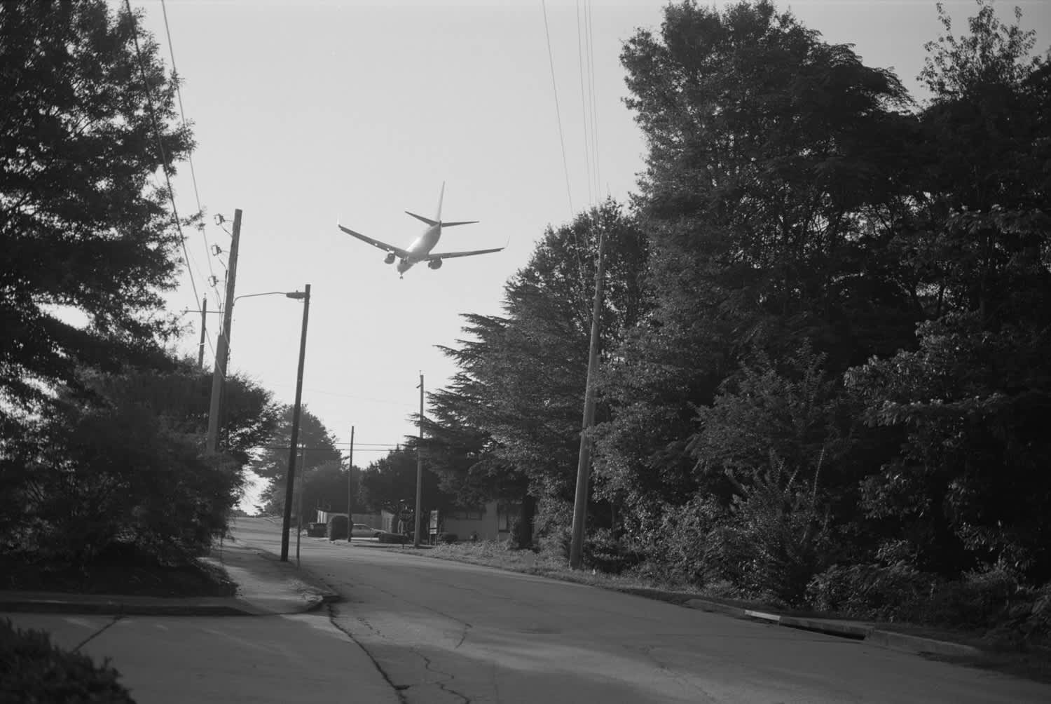 Southern Features Mark Steinmetz's project on the Atlanta Airport portrays the American South in all its complexity and contradiction.