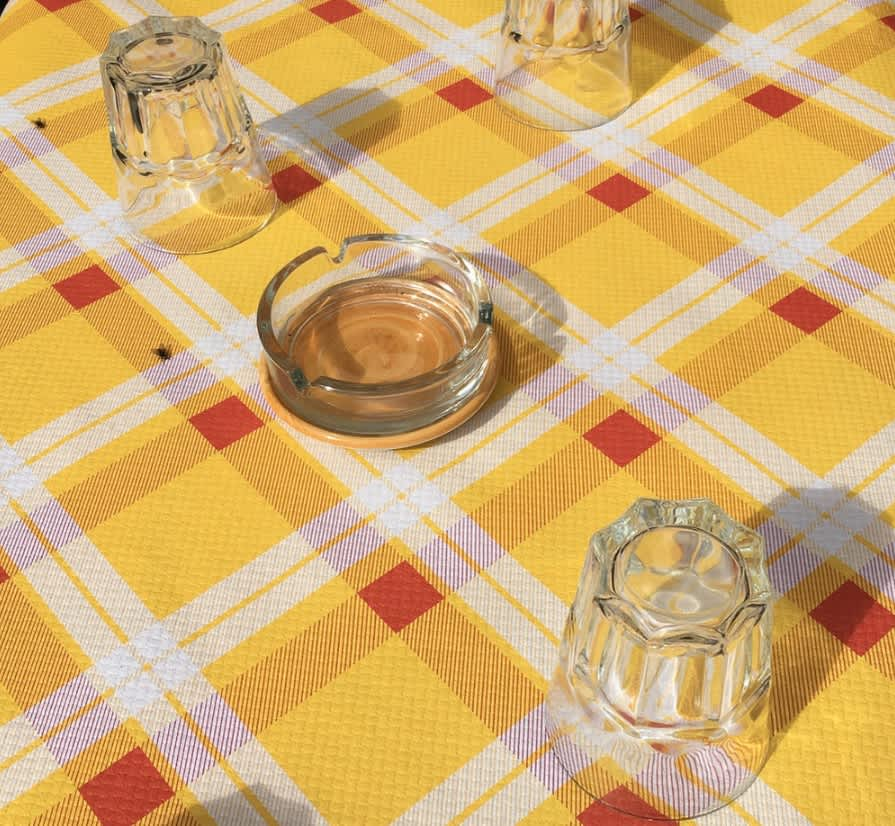 A Tabletop in Rome Photographs by Jeannette Montgomery Barron