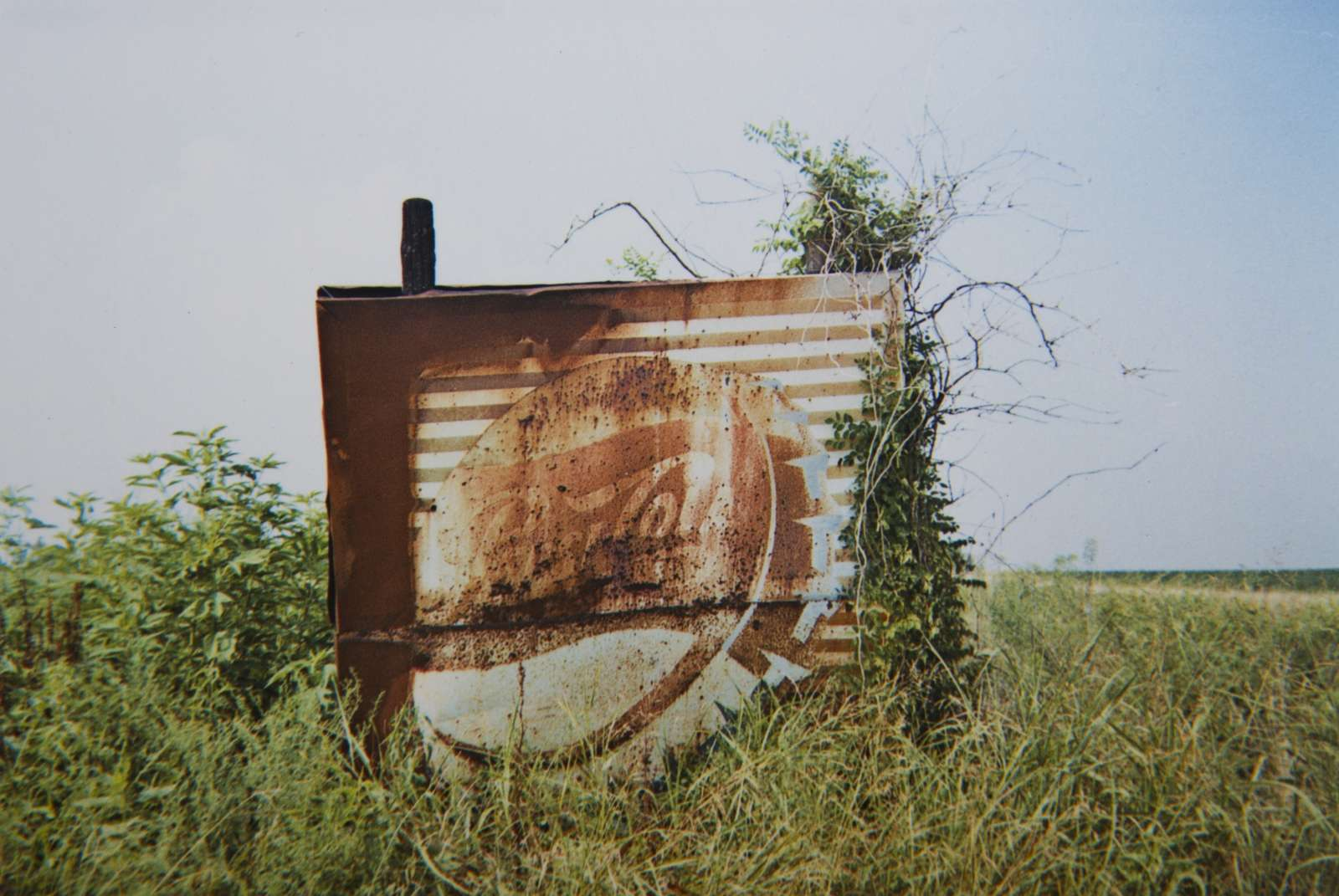 William Christenberry: Once it Comes Time