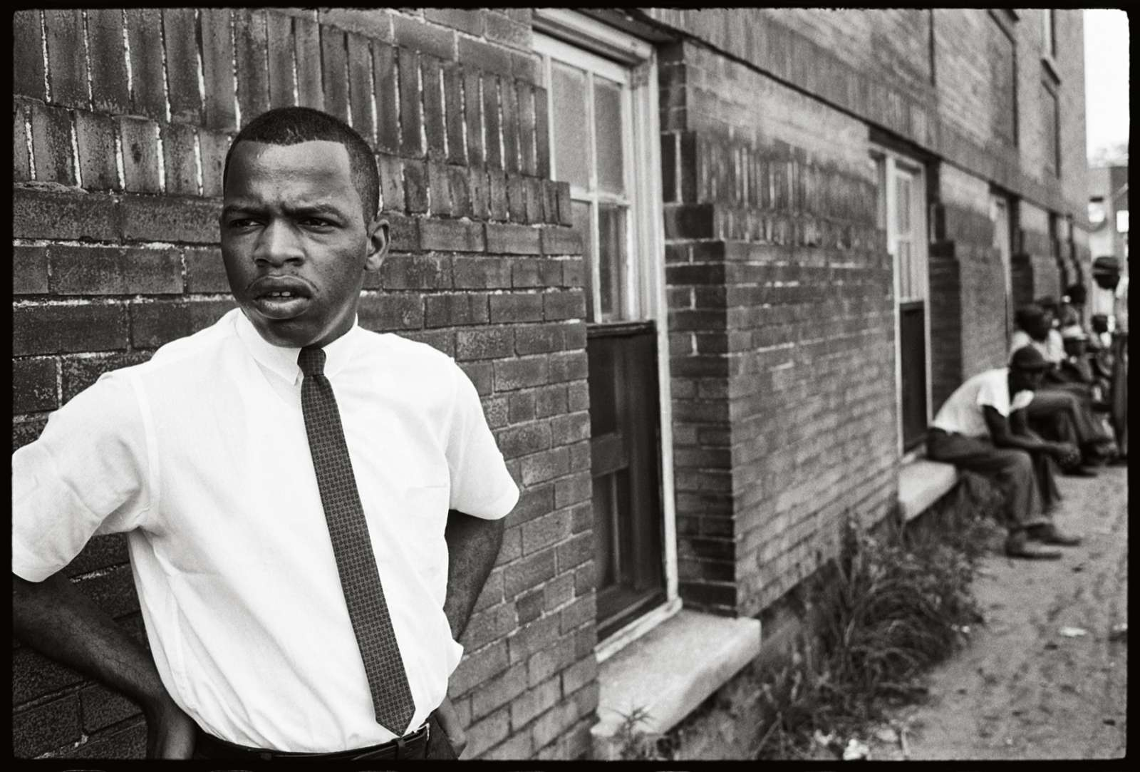 Photographer Steve Schapiro on capturing moments of John Lewis during the Civil Rights Movement