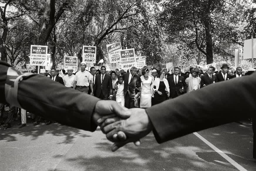 Local photo exhibit underscores the timeless story of civil rights — past and present