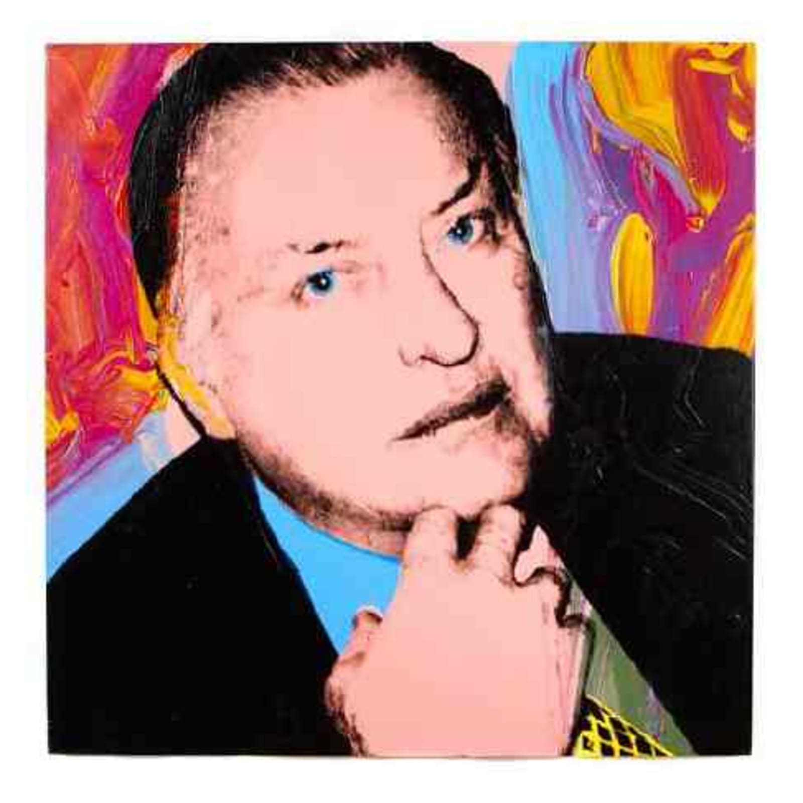 Andy Warhol, Portrait of Charles Ireland, 1979